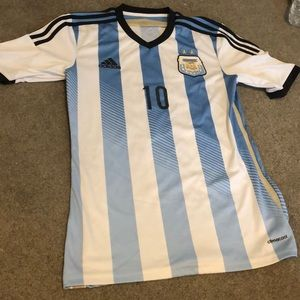 Messi jersey (Argentina)